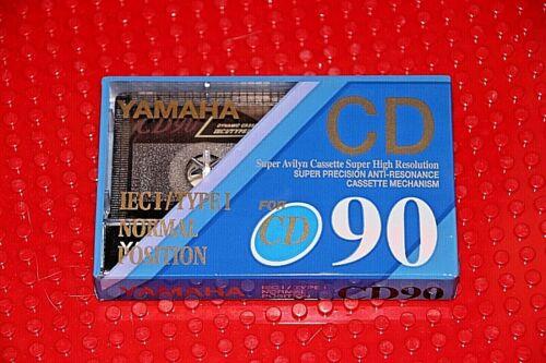 SEALED YAMAHA  CD   90    BLANK CASSETTE TAPE 1