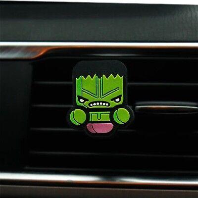 Marvel Avengers,StarWars,Ninja Turtles Home Car Air Freshener fragrance scent