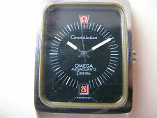 Omega MegaQuartz f2.4MHz/Calibre 1510 Watch (Case 196.0013) - For Spares/Repair