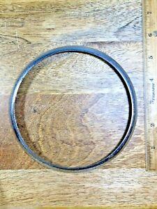 """Clock Dial Trim Ring (5.61"""" Outer  Diameter and 5.02"""" Inner Diameter) (K1947)"""
