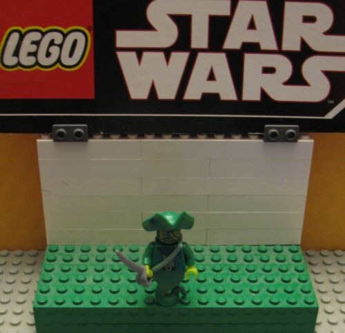 "SPONGEBOB  LEGO MINIFIGURE  MINI FIG   /""  FLYING DUTCHMAN    3817   /"""