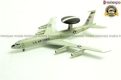 Boeing E-3B Sentry AWACS 1994 USA Metall Modell 1/200 Militärflugzeuge TOP No 15