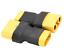 Lipo-bateria-adaptador-xt60-Dean-ec3-ec5-xt90-mini-Tamiya-Traxxas-MPX-xt30-ec2-HXT-RC miniatura 35