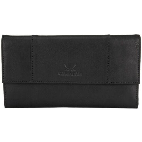 Sansibar Levante Leder Geldbörse Portemonnaie Geldbeutel Brieftasche B-860-LT