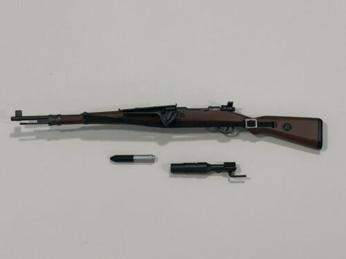 NEW. 1//6 DRAGON DID SOLDIER STORY WWII GERMAN KAR98 K WITH GRENADE LAUNCHER