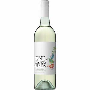 One For The Birds NZ Marlborough Sauvignon Blanc 2019 White Wine (12 Bottles)