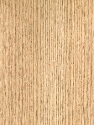 White Oak Wood Veneer Rift Cut Paper Backer Backing 2 X 4