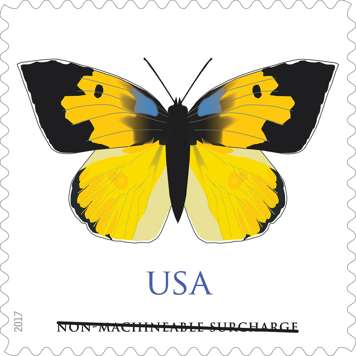 2019 70c California Dogface Butterfly Scott 5346 Mint F