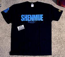 Official Licensed Sega SHENMUE 'Yokosuka 1980' Ryo Hazuki Dreamcast Large Shirt