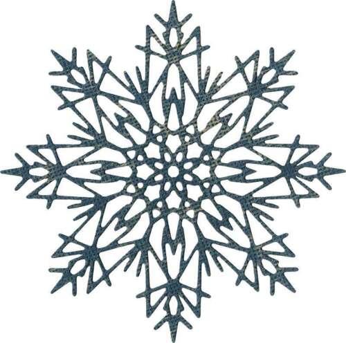 Sizzix Thinlits Dies By Tim Holtz Flurry #3 630454255239
