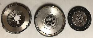 VW-MK4-99-05-TDI-Stock-Dual-Mass-Flywheel-Pressure-Plate-Clutch-Bolts-02J-DMF