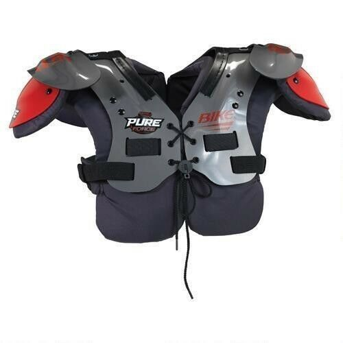 BIKE Pure Force Youth Extended Sternum Shoulder Pads BYSH18 (STE-M)BrandNew+Rare