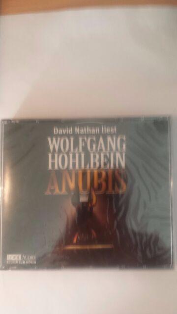 Anubis, 6 Audio-CDs von Wolfgang Hohlbein (2005)