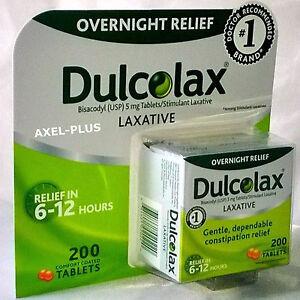 Bisacodyl Dosage For Colonoscopy