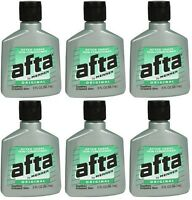 Afta Original After Shave Lotion With Skin Conditioner By Mennen 3 Oz (6 Pack) on sale