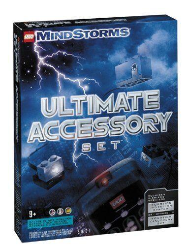 Nuevo Lego Mindstorm RCX 3801 accesorios Ultimate Sellado