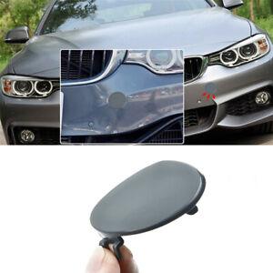 Car Front Bumper TOW Hook Cover For BMW 3 E90 E91 LCI 325 328 330 320i 2009-2011