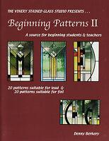 Awesome Easy Denny Berkery Beginning Patterns Ii Lead & Foil Pattern