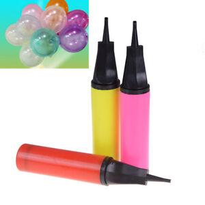 1PC-29cm-Plastic-Inflator-Balloon-Pump-Hand-Held-Party-Home-Ballon-Tool-Tw