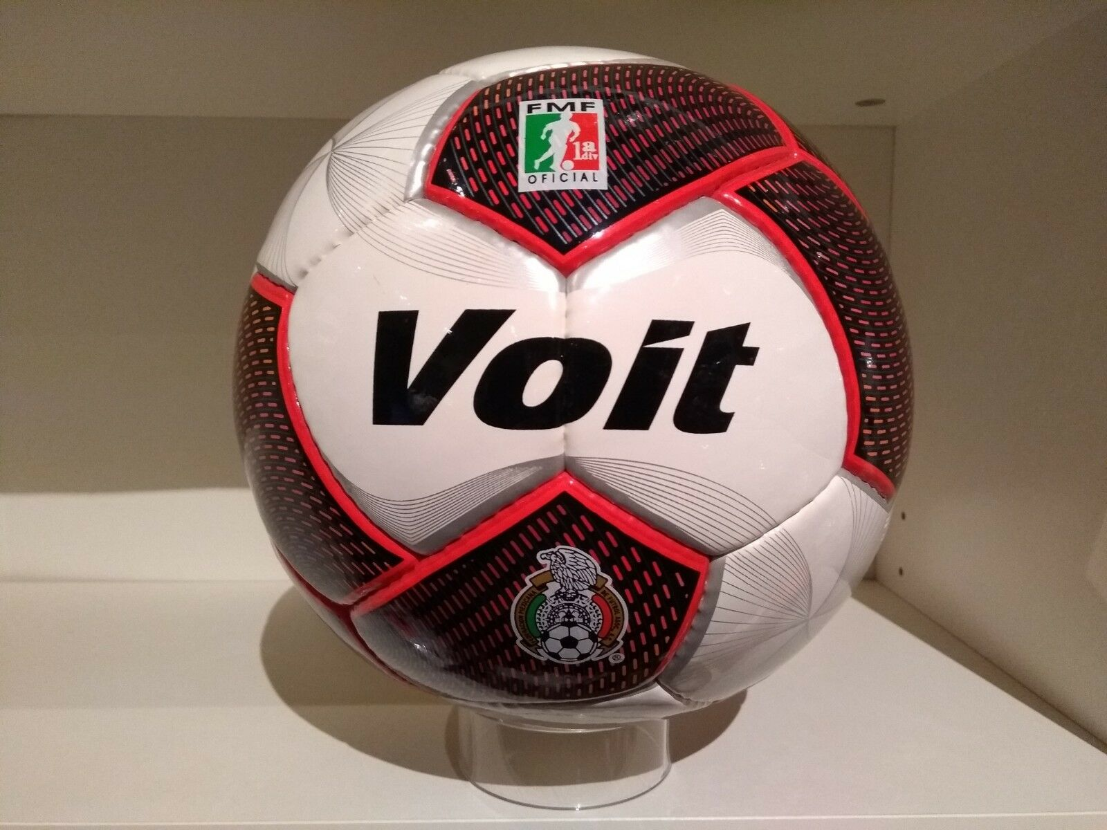 Voit Pyro Official Match Ball of Liga MX Apertura Apertura Apertura 2012 c6434b