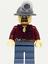 Genuine LEGO Minifigures Varie Città Set CTY200-CTY399 scegli il proprio elenco 2