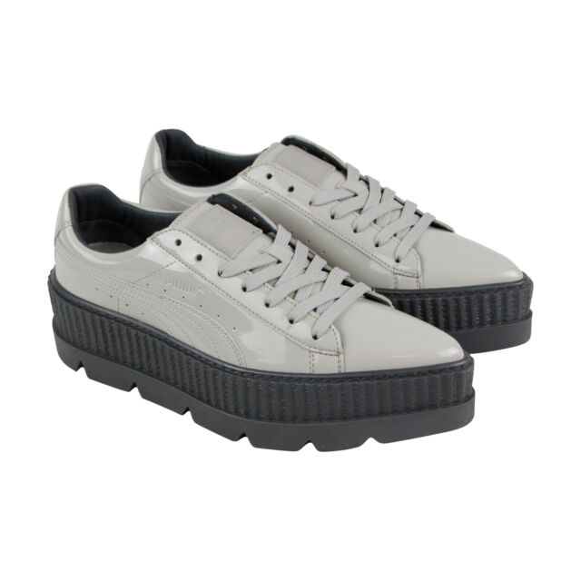PUMA spitz Kletterpflanze Patent Damen SCHUHE Sneaker