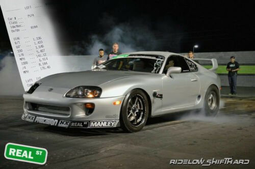 Stoptech Stainless Steel Rear Brake lines for 93-98 Supra MK4 2JZ-GTE 2JZ-GE