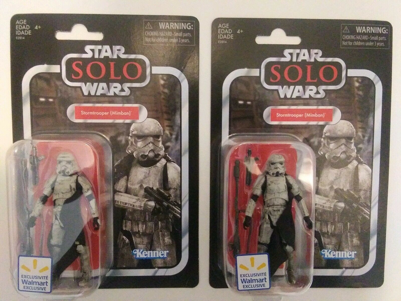 Star wars The Vintage Collection Collection Collection 2 new Mimban Stormtroopers 541899