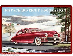 1940 OldsMobile  Auto Car Refrigerator Tool Box Magnet