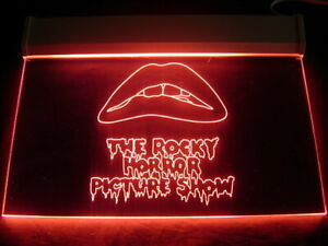 U1888r Rocky Horror Show Tim Curry Decor Light Sign Ebay