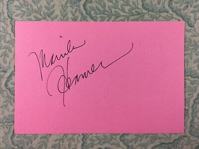 Marilu Henner - Taxi - Cannonball Run II - Autographed ...