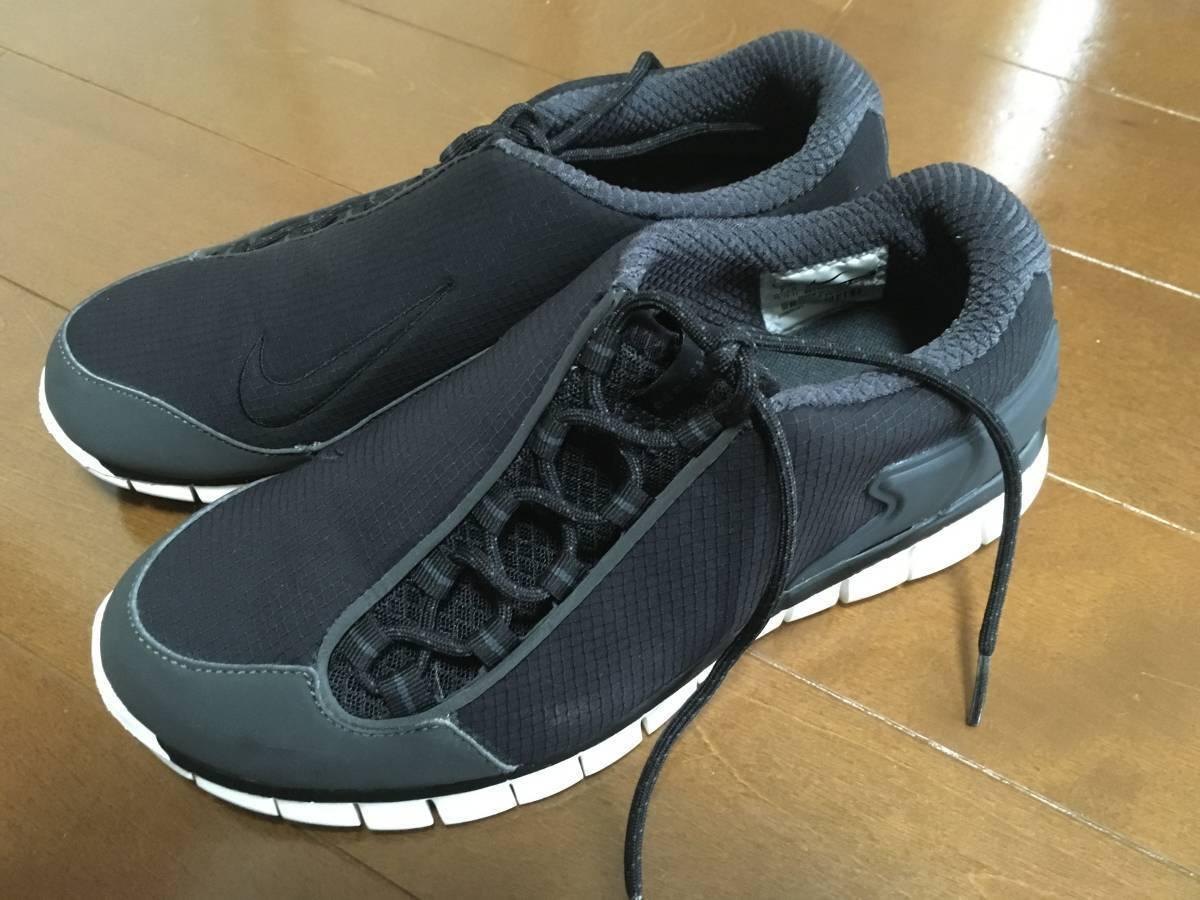 Nike Footscape Free Neu Gr:46 US:12 schwarz Schwarz Sneaker Presto 487785-010