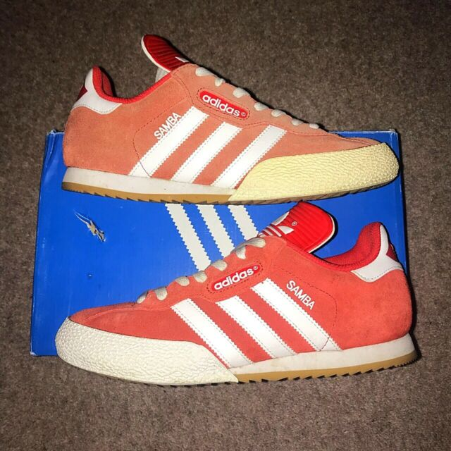 adidas Trimm Star Trainers SNEAKERS Red