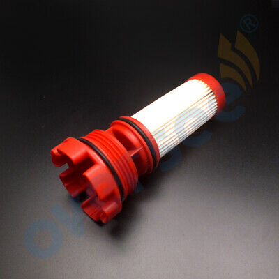 Fuel Filter For Mercury Optimax Outboard Verado 35-884380T 35-8M0020349 2 Pack