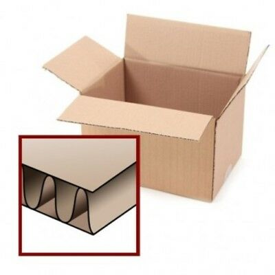 10  X LARGE Cardboard House Moving Boxes - Removal Packing box