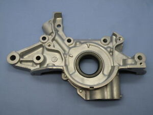 Genuine 1999 2000 mazda miata engine oil pump bp4w 14 100a ebay image is loading genuine 1999 2000 mazda miata engine oil pump publicscrutiny Gallery