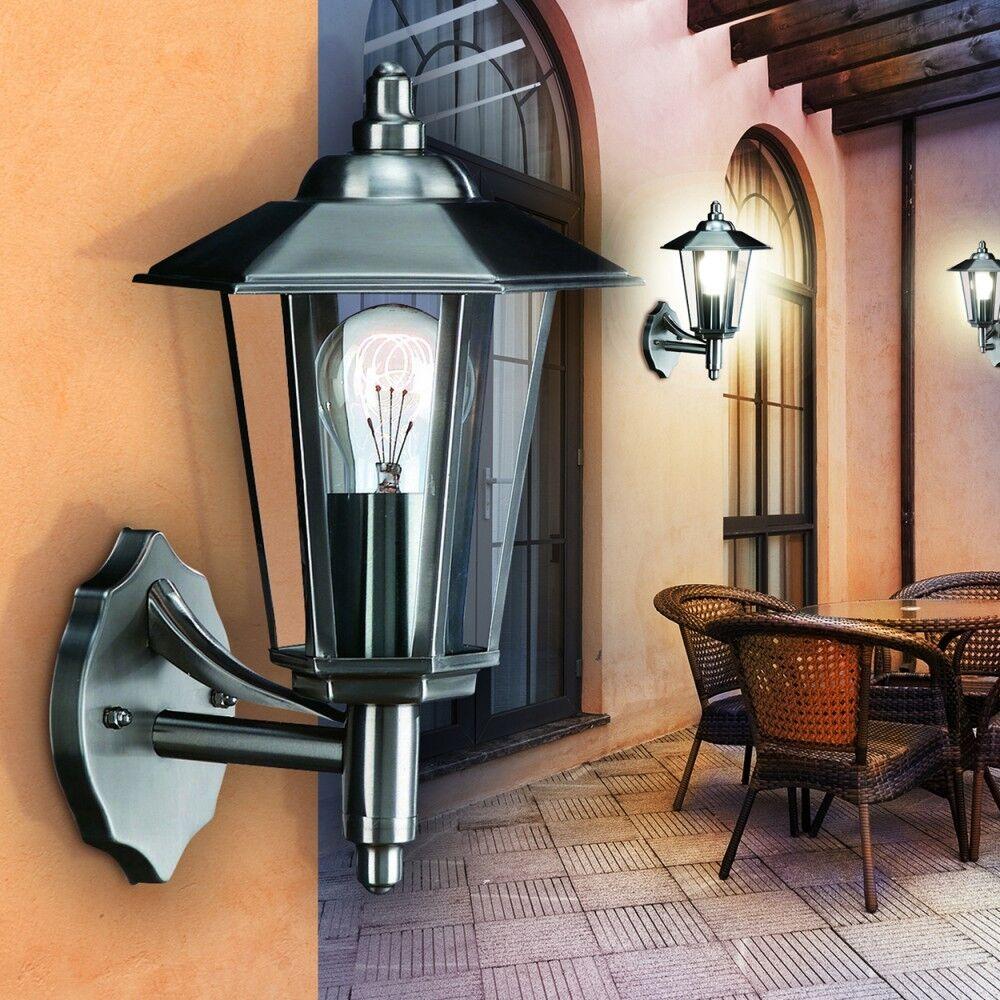 Luminaire jardin de Éclairage murale Applique d\'extérieur ...