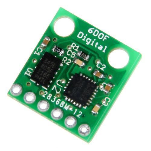 IMU Digital Combo Board  6 Degrees of Freedom 6DOF ITG3200 /& ADXL345 Helicoper