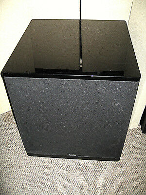 "Rare Definitive Technology Powerfield 1800 18/"" Powered Subwoofer Speaker"