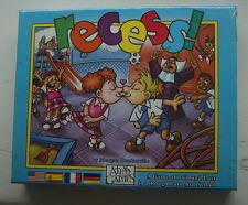 Recess Board Game