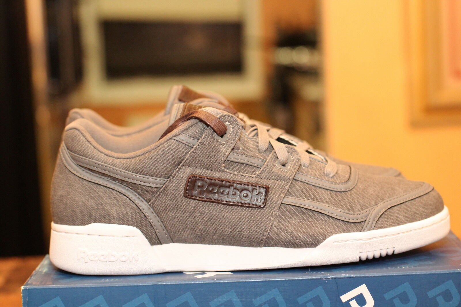 REEBOK WORKOUT PLUS BC Dimensione 11 100% AUTHENTIC ITEM   V57671