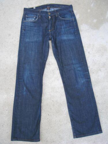 Jeans Humanity 29 Stretch X Sid Of Citizens Con Gamba Uomo Taglie Dritto 5qZwIxBS