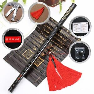 Musical Instruments Bamboo Dizi Flute for Beginner C D E F G Key Flute
