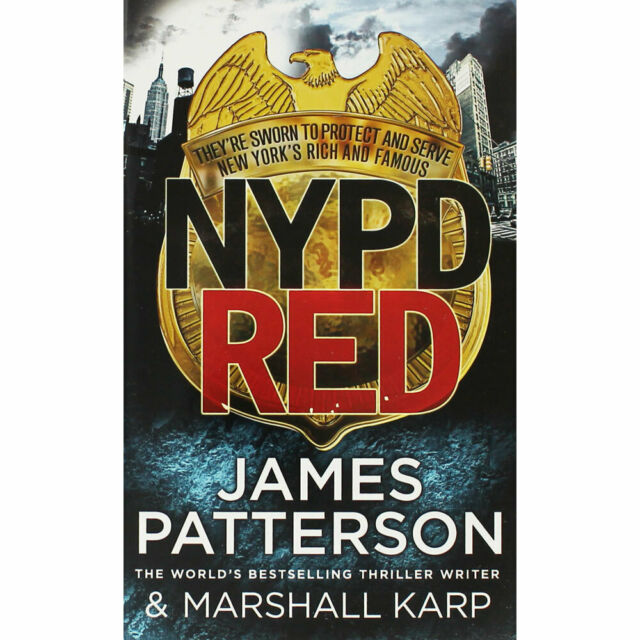 NYPD Red by James Patterson (Paperback), Fiction Books, Brand New