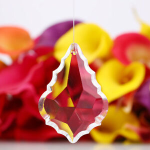 63mm-Clear-Maple-Leaf-Crystal-Ball-Prism-Suncatcher-Lamp-Pendant-Wedding-Decor
