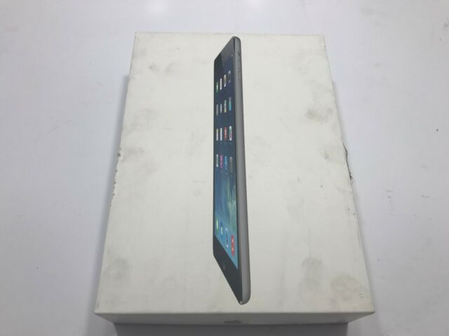 Apple iPad Air 1st Gen WiFi 16GB Space Gray MD785X/A