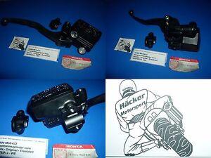 Hauptbremszylinder-MASTER-CYLINDER-ASSY-NOS-FT-500-1982-45500-MC8-672