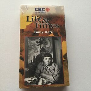 Emily-Carr-Life-and-Times-CBC-Home-Video-Documentary-1997-New-Sealed-Rare
