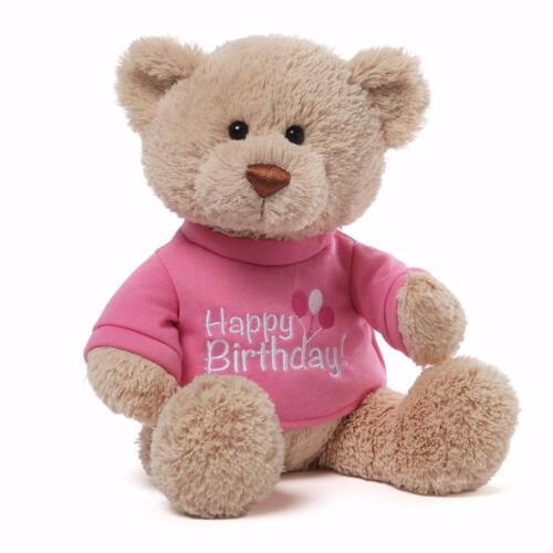 NEW GUND Happy Birthday T-Shirt Bear