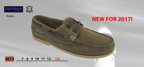 Chaussures Bateau Seafarer Neuf Yachtsman Tout a7q8wS5